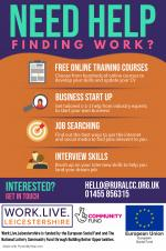 Work Live Leicestershire Employability Project
